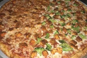 Chicken Pizza - delivery menu