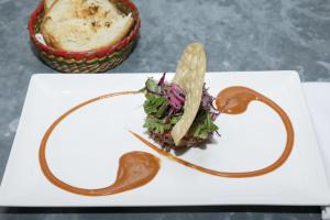 Brunch Mexican Steak Tartare - delivery menu