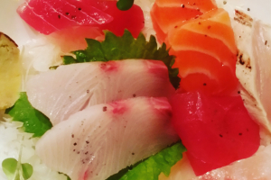 Fresh-Cut Sashimi - delivery menu