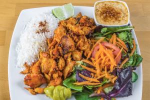 Chicken Shawarma - delivery menu