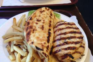 Chicken Sandwich - delivery menu