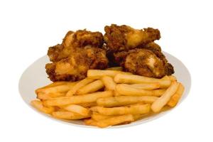 17. Chicken Wings - delivery menu