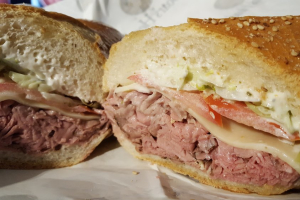 L19. Roast Beef Delight Sandwich Lunch - delivery menu