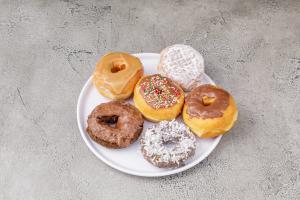 1/2 Dozen Donuts - delivery menu