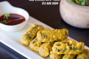 Crispy Fried Seaweed Roll - delivery menu