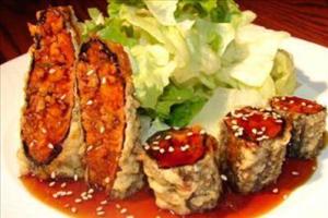 Spicy Tuna Tempura - delivery menu