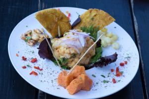 Eche Ceviche - delivery menu
