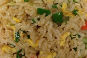 905. Vegetable Fried Rice - delivery menu