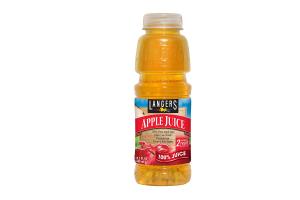 Bottled Apple Juice - delivery menu