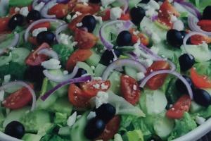 Greek Salad ( large) - delivery menu