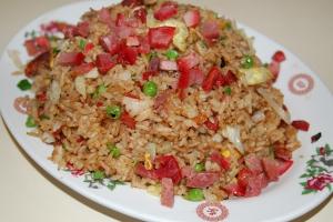 67. Roast Pork Fried Rice - delivery menu