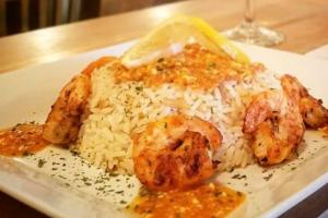 Shrimp Santorini Special - delivery menu