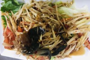 Som Tam Pu Salad *** - delivery menu