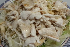 Classic Chinese Chicken Salad - delivery menu