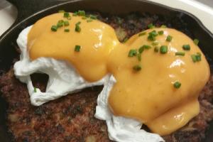 Corned Beef Hash - delivery menu