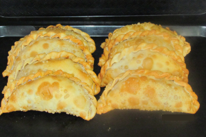 Beef and Cheese Empanada - delivery menu