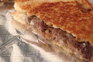 Patty Melt - delivery menu