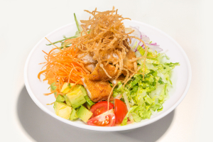 Crispy Chicken Salad - delivery menu