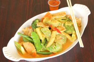 Avocado Curry - delivery menu