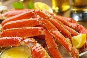 1 lb. Snow Crab Legs - delivery menu