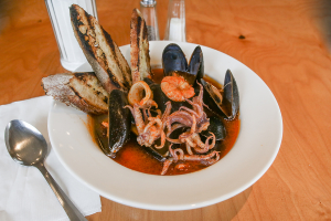 Classic French Bouillabaisse - delivery menu