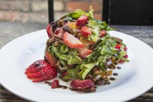 Strawberry Salad - delivery menu