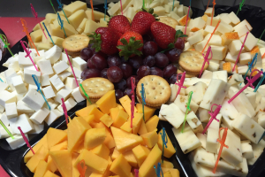 Cheese Platter Tray - delivery menu