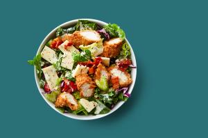 Crispy Chicken Ranch Salad - delivery menu