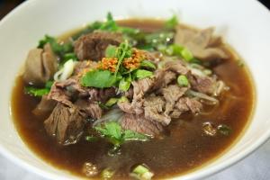 83. Beef Noodle Soup - delivery menu