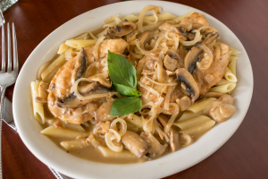 Chicken Marsala - delivery menu