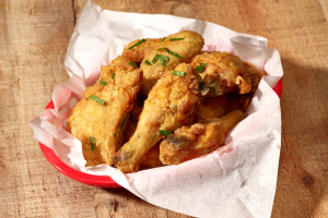 6 Piece Fried Chicken - delivery menu