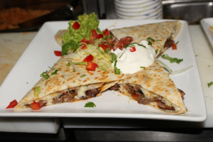 Grilled Skirt Steak Quesadilla - delivery menu