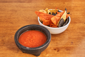 Chips with Salsa - delivery menu