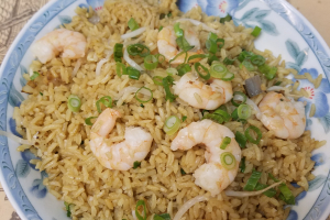 31. Shrimp Fried Rice - delivery menu
