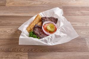 Pepper Steak sandwich - delivery menu