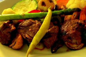 BEEF TENDERLOIN KABOB - delivery menu