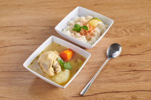 Home Style Chicken Soup - delivery menu