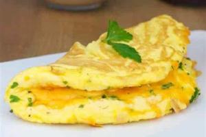 Bergen Street Omelette - delivery menu