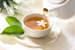 Large Hot Tea - delivery menu
