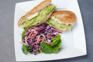 West Village Sandwich - delivery menu