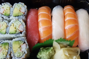 Sushi Lunch Special - delivery menu