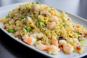 114. Young Chow Fried Rice - delivery menu