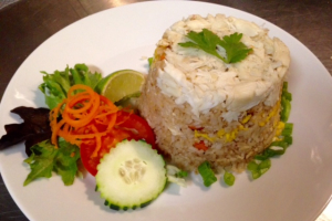 Crabmeat Fried Rice - delivery menu