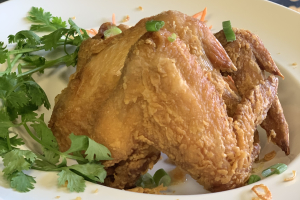 Whole Chicken Wings (3 pcs) - delivery menu