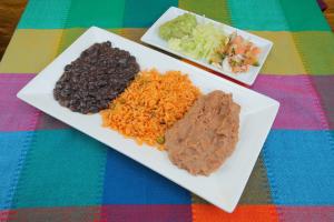 Vegetarian Plate - delivery menu