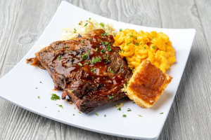 BBQ Ribs Meal - delivery menu