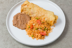 Chimichanga Lunch Special - delivery menu