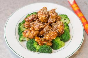 S6. Sesame Chicken - delivery menu