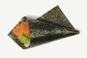 Blue Plate Spicy Tuna Temaki - delivery menu