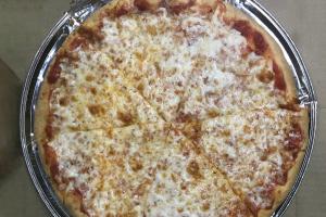 """12"""" Gluten Free Pizza - delivery menu"""
